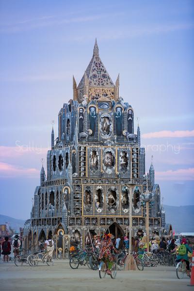 Totem of Confessions~Burning Man 2015