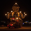 El Pulpo Mechanica~Burning Man 2015