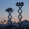 Scissor Jacks ~ Burning Man 2015
