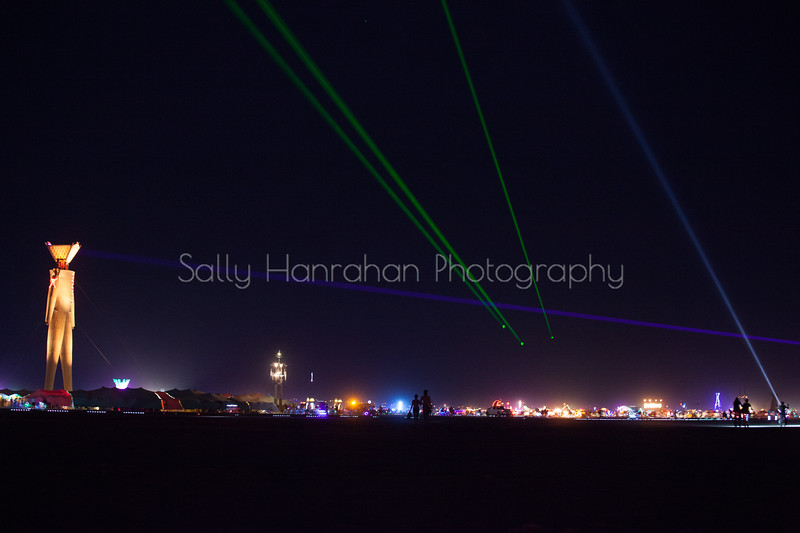 Burning Man 2014 ~ Nightlights