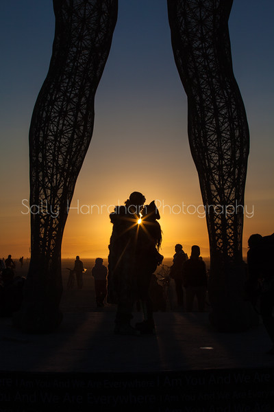 Kiss Under R-Evolution~Burning Man 2015