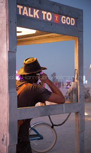 Talk to God~Burning Man 2015