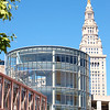 "The Shape of Things<br /> <br /> A little different view of the Terminal Tower in Cleveland, OH.<br /> <br />  <a href=""http://www.burningriverboutique.com"">http://www.burningriverboutique.com</a>"