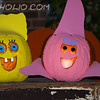 "Halloween Sponge Bob by Lora Mosier<br /> <br /> Sponge Bob is ready to trick and/or treat for Halloween.  <br /> <br />  <a href=""http://www.burningriverboutique.com"">http://www.burningriverboutique.com</a>"