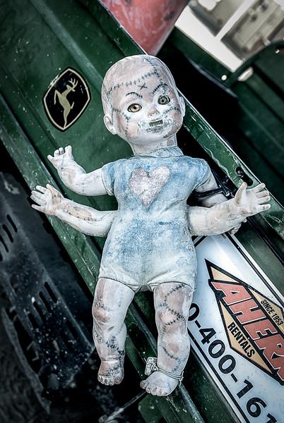 Art of Gate at Burning Man