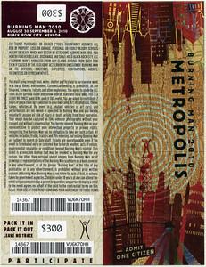 BM Ticket 2010