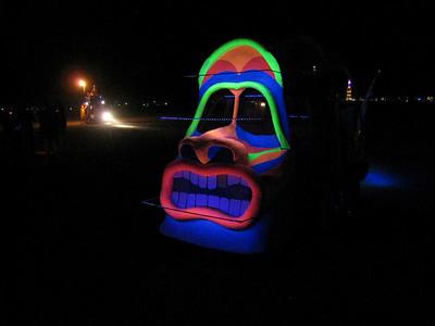 Playa: Nighttime