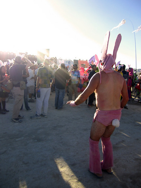 Billion Bunny March