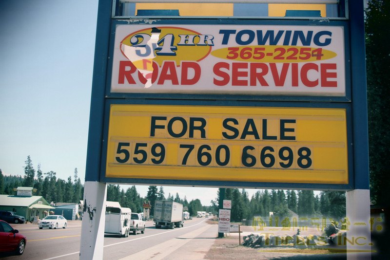 Chemult. A tiny town on the highway that barely eks out a living. Seems that for sale signs are ever-present on 95, but Chemult hangs on.
