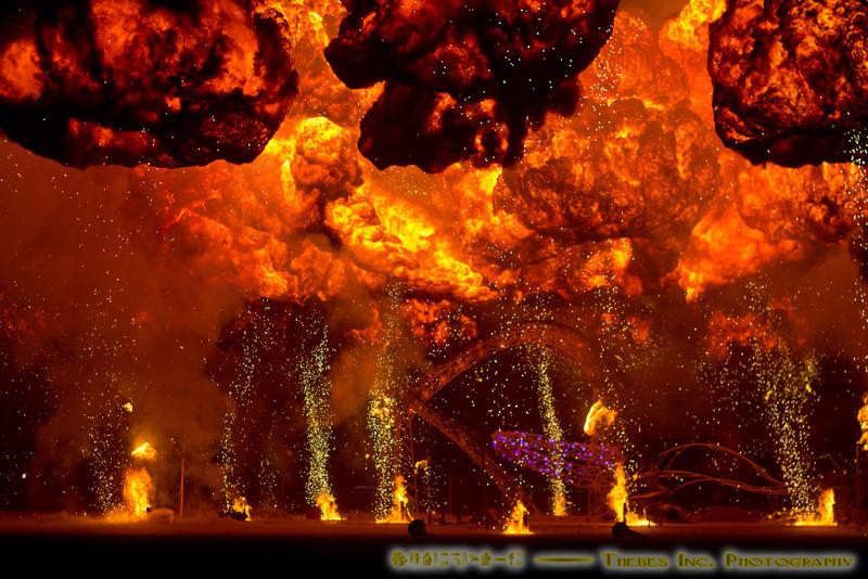Fireworks Finale!