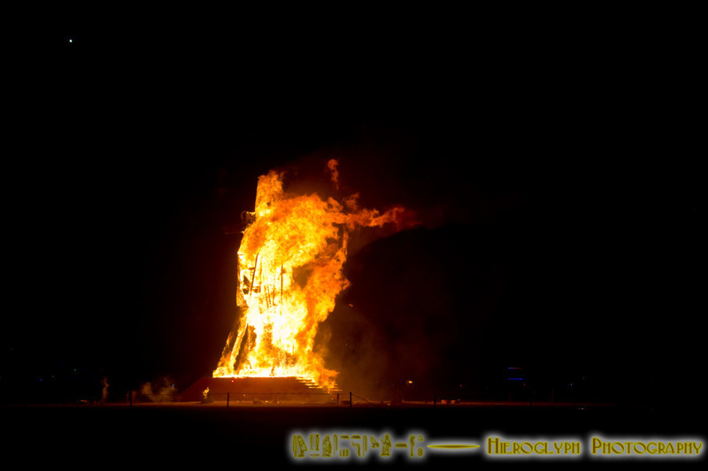 Anubis burn