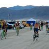 Burning Man, street