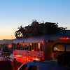 Burning Man, Arrival