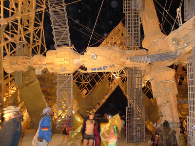 "Burning Man 2013 ""Cargo Cult"""