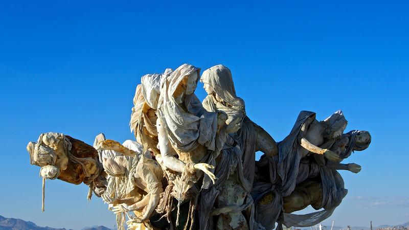 Playa Sculpture