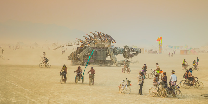 Burningman 2017