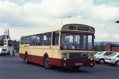 Burnley and Pendle 148 Four Lane Ends Rosegrove 1 Sep 89