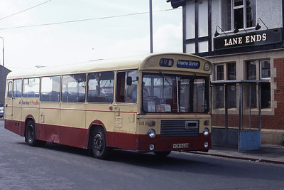 Burnley and Pendle 148 Four Lane Ends Rosegrove 2 Sep 89