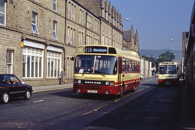 Burnley and Pendle 47 Bacup Rd Rawtenstall Sep 91
