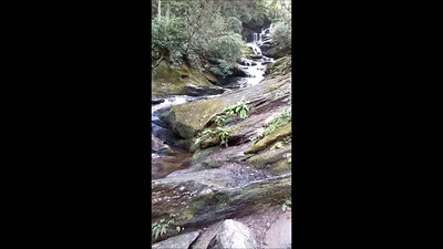 Video of the waterfall with sound!