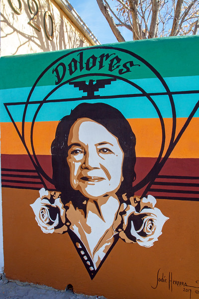 Dolores Mural