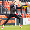 Picture: Richard Burley/Epic Action Imagery <br /> <br /> Barnet v Burton Albion - FA Cup Round 1 - 08/11/2020<br /> <br /> Pictured: Kieran O'Hara (Burton Albion) ahead of the FA Cup Round 1  match between Barnet and Burton Albion at the Hive Stadium on Sunday 8th November 2020.