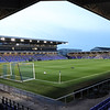 Picture: Jon Bromley/ Epic Action imagery<br /> <br /> AFC Wimbledon v Burton Albion - SkyBet League 1 - 09/03/2021<br /> <br /> Pictured: AFC Wimbledon's new stadium during the SkyBet League 1 match between AFC Wimbledon and Burton Albion at Plough Lane on Tuesday 9th March 2021.