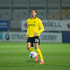 Picture: Richard Burley/Epic Action Imagery <br /> <br /> Burton Albion v Bristol Rovers - SkyBet League One - 02/03/2021<br /> <br /> Pictured: Sean Clare (Burton Albion) during the SkyBet League 1  match between Burton Albion and Bristol Rovers at the Pirelli Stadium on Tuesday 2nd March 2021.