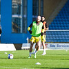 Picture: Andrew Sims/ Epic Action Imagery<br /> <br /> Gillingham v Burton Albion - SkyBet League One - 09/01/2021<br /> <br /> Pictured: John Brayford (Burton Albion) warming up during the SkyBet League One match between Gillingham and Burton Albion  at the Priestfield Stadium on Saturday 9th January 2021