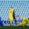 Picture: Andrew Sims/ Epic Action Imagery<br /> <br /> Gillingham v Burton Albion - SkyBet League One - 09/01/2021<br /> <br /> Pictured: Burton goal during the SkyBet League One match between Gillingham and Burton Albion  at the Priestfield Stadium on Saturday 9th January 2021