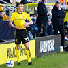 Picture: Richard Burley/Epic Action Imagery <br /> <br /> Burton Albion v Hull City - SkyBet League One - 06/02/2021<br /> <br /> Pictured: Tom Hamer (Burton Albion) prepares to launch a long throw into the box during the SkyBet League 1  match between Burton Albion and Hull City at the Pirelli Stadium on Saturday 6th February 2021.