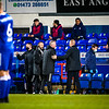 Picture: Aaron Murrell / Epic Action imagery<br /> <br /> Ipswich Town v Burton Albion - SkyBet League 1 - 28/01/2020<br /> <br /> Pictured: Paul Lambert and Jake Buxton during the SkyBet League 1 match between Ipswich Town and Burton Albion at Portman Road on Tuesday 15th December 2020.