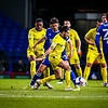 Picture: Aaron Murrell / Epic Action imagery<br /> <br /> Ipswich Town v Burton Albion - SkyBet League 1 - 28/01/2020<br /> <br /> Pictured: Ryan Edwards challenges for the ball from Emyr Huws during the SkyBet League 1 match between Ipswich Town and Burton Albion at Portman Road on Tuesday 15th December 2020.