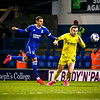Picture: Aaron Murrell / Epic Action imagery<br /> <br /> Ipswich Town v Burton Albion - SkyBet League 1 - 28/01/2020<br /> <br /> Pictured: Kayden Jackson and Charles Vernam during the SkyBet League 1 match between Ipswich Town and Burton Albion at Portman Road on Tuesday 15th December 2020.