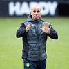 Picture: Richard Burley/Epic Action Imagery <br /> <br /> Burton Albion v Ipswich Town - SkyBet League One - 16/01/2021<br /> <br /> Pictured: Dino Maamria (Assistant manager, Burton Albion) ahead of the SkyBet League 1  match between Burton Albion and Ipswich Town at the Pirelli Stadium on Saturday 16th January 2021.