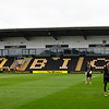 Picture: Richard Burley/Epic Action Imagery <br /> <br /> Burton Albion v MK Dons - SkyBet League One - 20/03/2021<br /> <br /> Pictured: General ground view ahead of the SkyBet League 1  match between Burton Albion and MK Dons at the Pirelli Stadium on Saturday 20th March 2021.