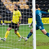 Picture: Richard Burley/ Epic Action Imagery<br /> <br /> Burton Albion v Oxford United- SkyBet League One - 02/01/2021<br /> <br /> Pictured: Kane Hemmings (Burton Albion) steps up to score  during the SkyBet League One match between Burton Albion and Oxford United at the Pirelli Stadium on Saturday 2nd January 2021