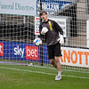 Picture: Richard Burley/Epic Action Imagery <br /> <br /> Burton Albion v Peterborough United - SkyBet League One - 06/03/2021<br /> <br /> Pictured: Ben Garratt (Burton Albion) warms up ahead of the SkyBet League 1  match between Burton Albion and Peterborough United at the Pirelli Stadium on Saturday 6th March 2021.