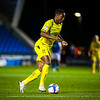 Picture: Aaron Murrell/ Epic Action Imagery<br /> <br /> Peterborough United v Burton Albion v  - SkyBet League One - 27/10/2020<br /> <br /> Pictured: Niall Ennis during the SkyBet League One match between Peterborough United and Burton Albion at the Weston Homes Stadium on Tuesday 27th October 2020.