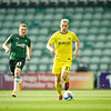 Picture: Suze EylesEpic Action Imagery <br /> <br /> Plymouth Argyle v Burton Albion - SkyBet League One - 10/10/2020<br /> <br /> Pictured: Sam Hughes (on loan from Leicester City) during the SkyBet League 1  match between Plymouth Argyle and Burton Albion at Home Park on Saturday 10th October 2020.