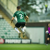 Picture: Suze EylesEpic Action Imagery <br /> <br /> Plymouth Argyle v Burton Albion - SkyBet League One - 10/10/2020<br /> <br /> Pictured: Warm up Action during the SkyBet League 1  match between Plymouth Argyle and Burton Albion at Home Park on Saturday 10th October 2020.