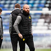 Picture: Richard Burley/Epic Action Imagery <br /> <br /> Portsmouth v Burton Albion - SkyBet League One - 10/04/2021<br /> <br /> Pictured: John Brayford (Burton Albion) ahead of the SkyBet League 1  match between Portsmouth and Burton Albion  at Fratton Park on Saturday 10th April 2021.