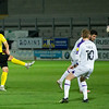 Picture: Richard Burley/Epic Action Imagery <br /> <br /> Burton Albion v Shrewsbury Town - SkyBet League One - 23/03/2021<br /> <br /> Pictured: Michael Bostwick (Burton Albion) puts in a shot on goal during the SkyBet League 1  match between Burton Albion and Shrewsbury Town at the Pirelli Stadium on Tuesday 23rd March 2021.