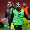 Picture: Alex Dodd/ Epic Action imagery<br /> <br /> Sunderland v Burton Albion - SkyBet League 1 - 01/12/2020<br /> <br /> Pictured: Burton Albion's Ryan Edwards warms up before the SkyBet League 1 match between Sunderland and Burton Albion at The Stadium of Light on Tuesday 1st December 2020.