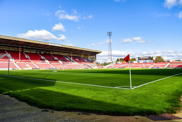 Picture: Andrew Sims/Epic Action Imagery <br /> <br /> Swindon Town v Burton Albion - SkyBet League One - 26/09/2020<br /> <br /> Pictured: Swindon Town Stadiu during the SkyBet League 1  match between Swindon Town and Burton Albion at the County Ground on Saturday 26th September 2020.