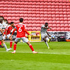 Picture: Andrew Sims/Epic Action Imagery <br /> <br /> Swindon Town v Burton Albion - SkyBet League One - 26/09/2020<br /> <br /> Pictured: Lucas Akins (Burton Albion) during the SkyBet League 1  match between Swindon Town and Burton Albion at the County Ground on Saturday 26th September 2020.