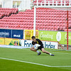 Picture: Andrew Sims/Epic Action Imagery <br /> <br /> Swindon Town v Burton Albion - SkyBet League One - 26/09/2020<br /> <br /> Pictured: During warm up at the SkyBet League 1  match between Swindon Town and Burton Albion at the County Ground on Saturday 26th September 2020.