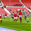 Picture: Andrew Sims/Epic Action Imagery <br /> <br /> Swindon Town v Burton Albion - SkyBet League One - 26/09/2020<br /> <br /> Pictured: Colin Daniel (Burton Albion) during the SkyBet League 1  match between Swindon Town and Burton Albion at the County Ground on Saturday 26th September 2020.