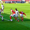Picture: Andrew Sims/Epic Action Imagery <br /> <br /> Swindon Town v Burton Albion - SkyBet League One - 26/09/2020<br /> <br /> Pictured: Kane Hemmings (Burton Albion) during the SkyBet League 1  match between Swindon Town and Burton Albion at the County Ground on Saturday 26th September 2020.