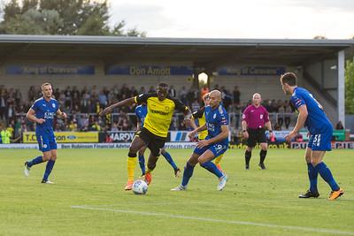 Burton Albion v Leicester City - 01.08.2017